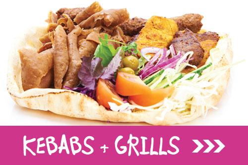 order kebabs & grills online